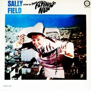 Sally Field Star Of The Flying Nun - Original Soundtrack (1967) CD 89