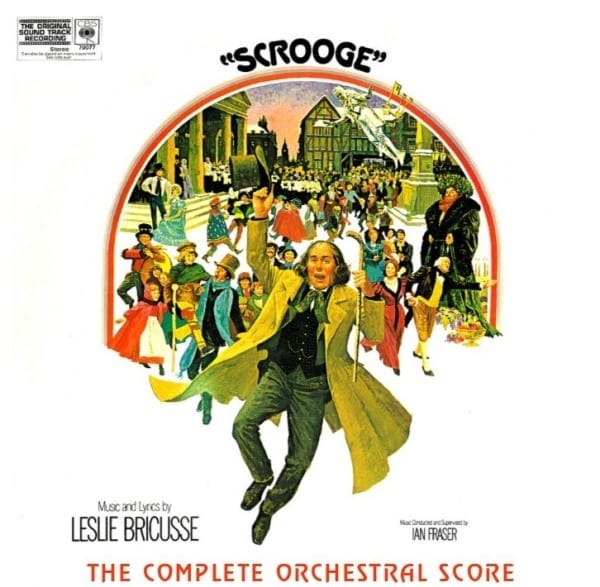 Scrooge - The Complete Orchestral Score (1970) CD 1
