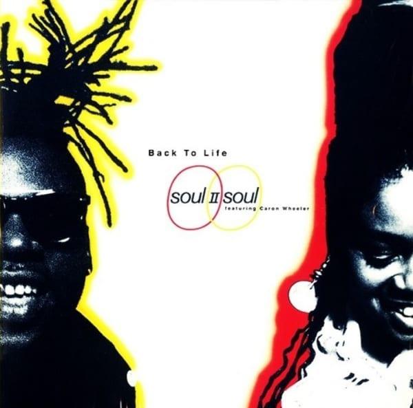 Soul II Soul Feat. Caron Wheeler - Back To Life (However Do You Want Me) (MAXI-CD) (1989) CD 1
