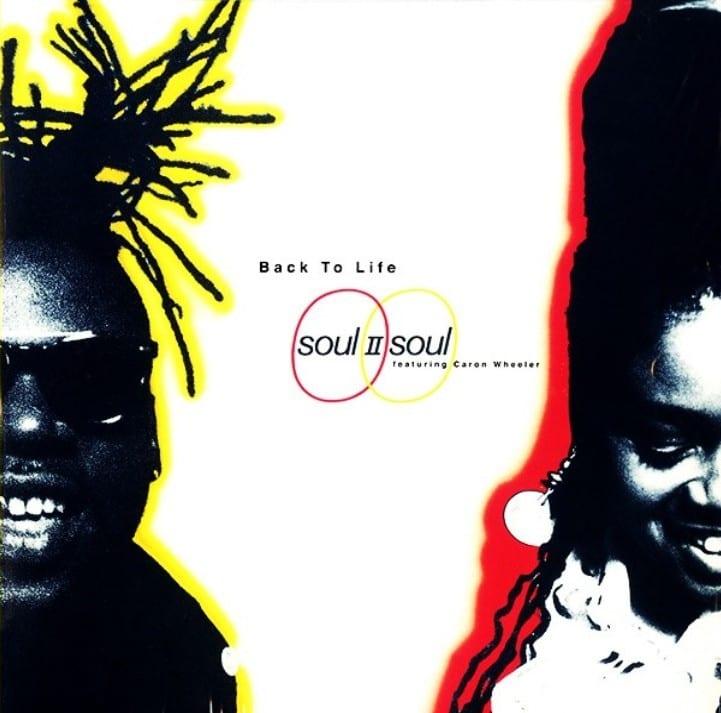 Soul II Soul - Get A Life (Feat. Marcia Lewis) (MAXI-CD) (1989) 8