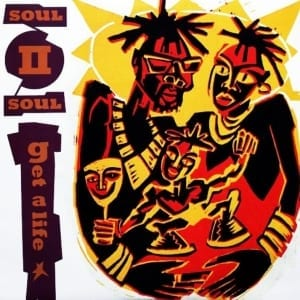 Soul II Soul - Get A Life (Feat. Marcia Lewis) (MAXI-CD) (1989) 1