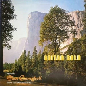 Stan Capps And His Piano Feat. Glen Campbell - Guitar Gold (1968) CD 6