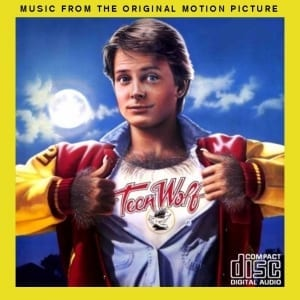 Teen Wolf - Original  Soundtrack (EXPANDED EDITION) (1985) CD 23