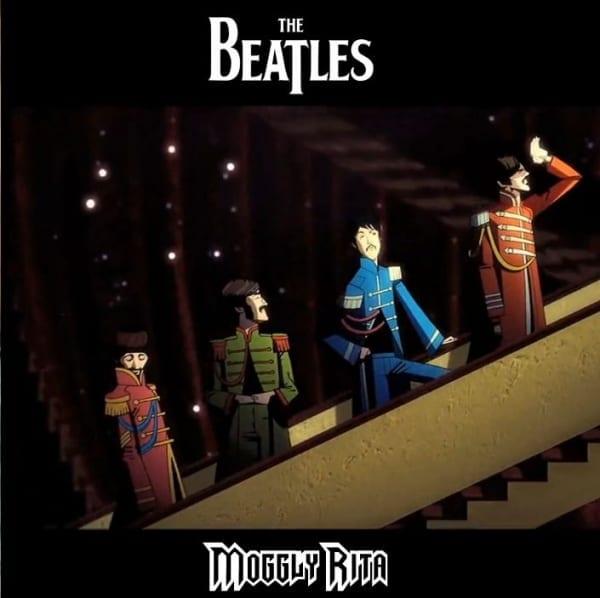 The Beatles - Moggly Rita (2011) CD 1