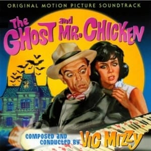 The Ghost And Mr. Chicken (Vic Mizzy) - Original Soundtrack (1966) CD 31