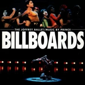 The Joffrey Ballet - Billboards (Feat. The Works Of Prince) (1993) DVD 100