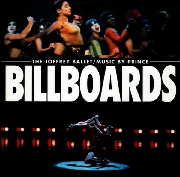 The Joffrey Ballet - Billboards (Feat. The Works Of Prince) (1993) DVD 1