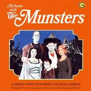 The Munsters - At Home With The Munsters (EXPANDED EDITION) (1964) CD 36