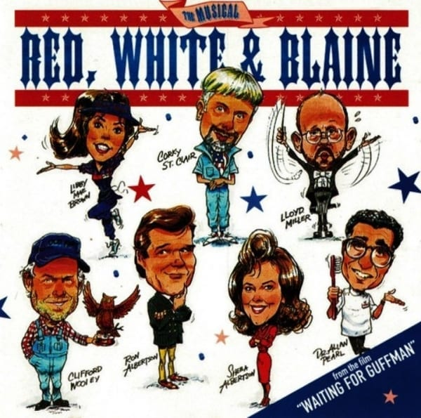 The Musical Red, White And Blaine (Waiting For Guffman) Original Soundtrack (PROMO ONLY) (1996) CD 1