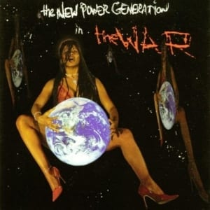 The New Power Generation (Prince) - The War (1998) CD 14