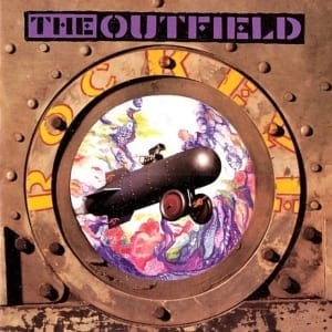 The Outfield - Rockeye (EXPANDED EDITION) (1992) CD 4