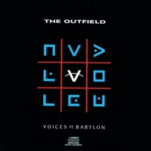 The Outfield - Voices Of Babylon (EXPANDED EDITION) (1989) CD 5