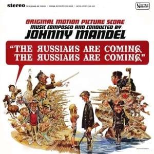 The Russians Are Coming, The Russians Are Coming - Original Soundtrack (1966) CD 4
