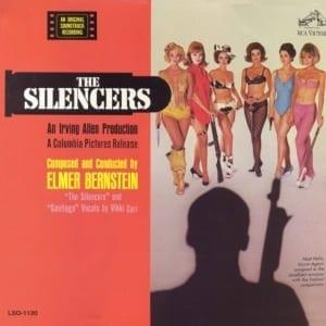 The Silencers - Original Soundtrack (1966) CD 5