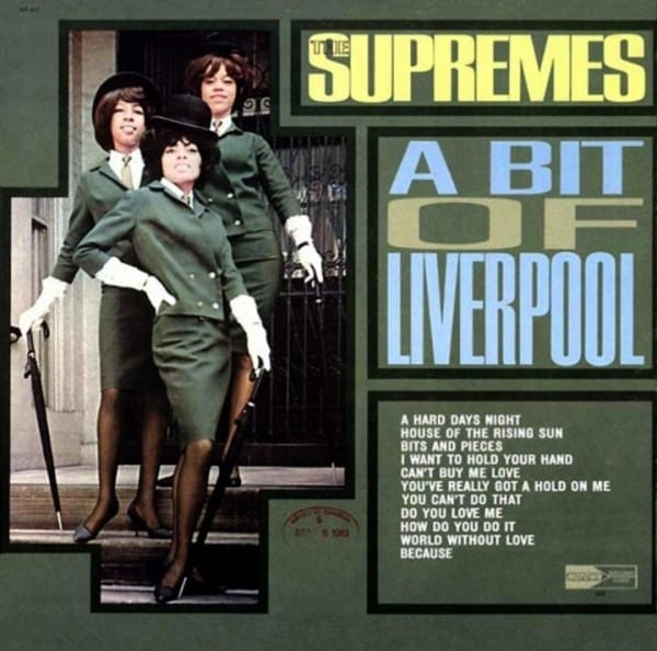 The Supremes - A Bit Of Liverpool (EXPANDED EDITION) (1964) CD 1