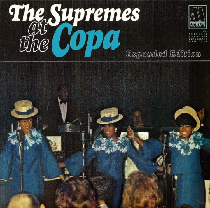 The Supremes - Sing Country Western & Pop (1965) CD 8