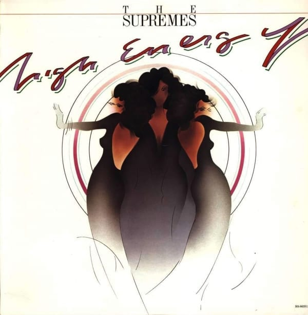 The Supremes - High Energy (EXPANDED EDITION) (1976) 2 CD SET 1
