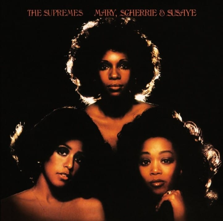 The Supremes - Produced And Arranged By Jimmy Webb (1972) CD 9