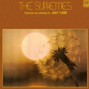 The Supremes - Produced And Arranged By Jimmy Webb (1972) CD 8
