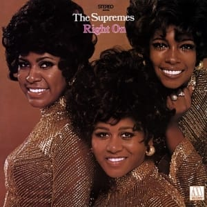 The Supremes - Right On (1970) CD 9