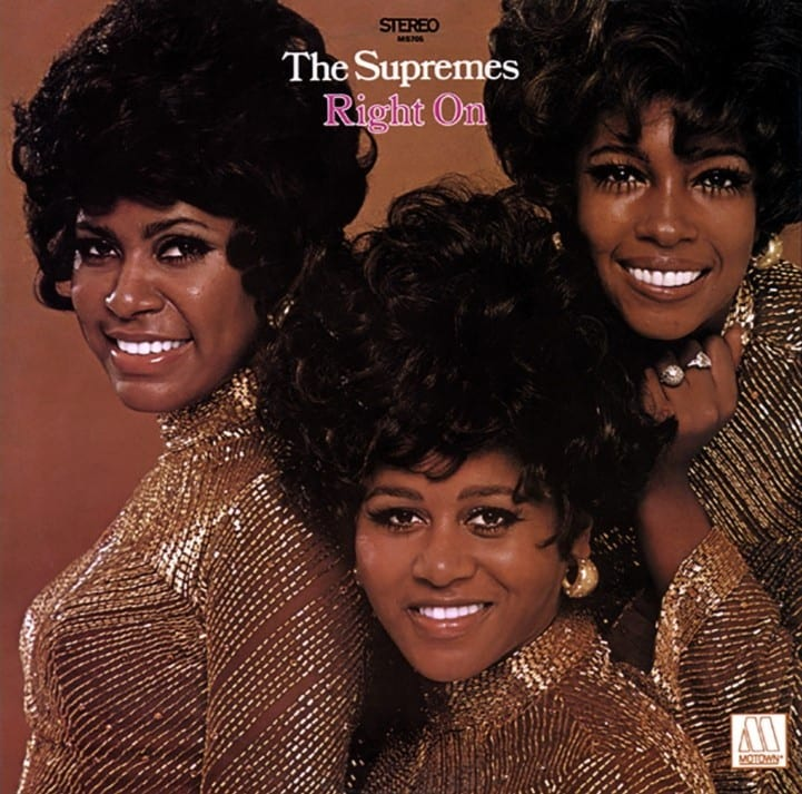 Diana Ross And The Supremes & The Temptations - On Broadway (1969) CD 10