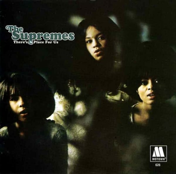 The Supremes - There's A Place For Us: Unreleased Lp & More (2004) CD 1