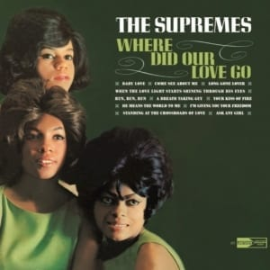 The Supremes - Where Did Our Love Go (EXPANDED EDITION) (1964) 2 CD SET 8