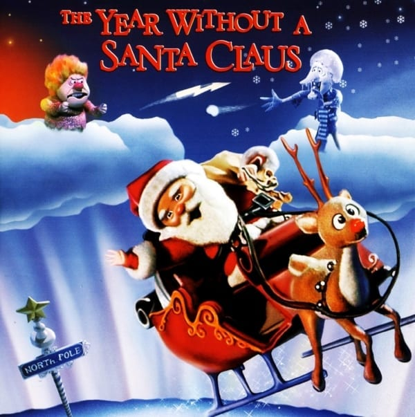 The Year Without A Santa Claus - Original Soundtrack (1974) CD 1