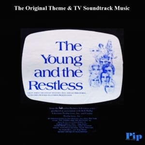 The Young And The Restless - The Original Theme & TV Soundtrack Music (1974) CD 26