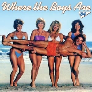 Where The Boys Are '84 - Original Soundtrack (EXPANDED EDITION) (Lisa Hartman) (1984) CD 27