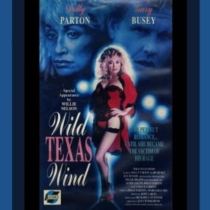 Wild Texas Wind - Original T.V. Movie (Dolly Parton) (1991) DVD 4