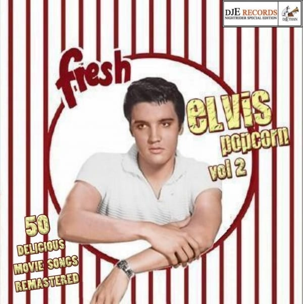 Elvis Presley - Popcorn, Vol. 2 (2013) 2 CD SET 1