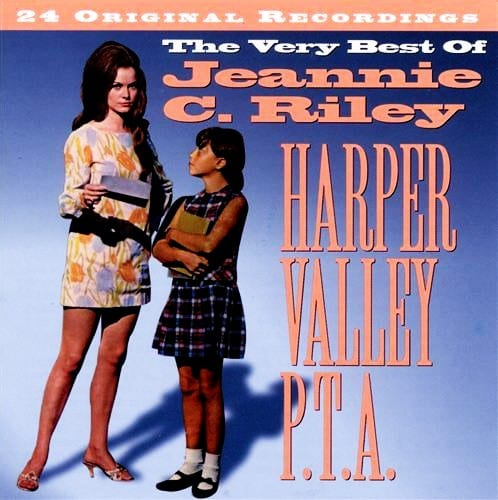Jeannie C. Riley - Harper Valley P.T.A. The Very Best Of Jeannie C. Riley (24 Original Recordings) (1999) CD 1
