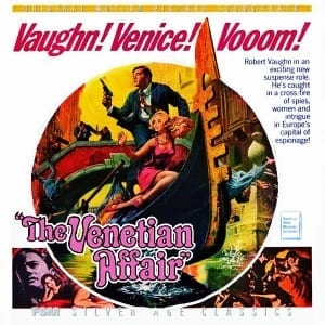 The Venetian Affair - Original Soundtrack (EXPANDED EDITION) (Lalo Schifrin) (1967) CD 1