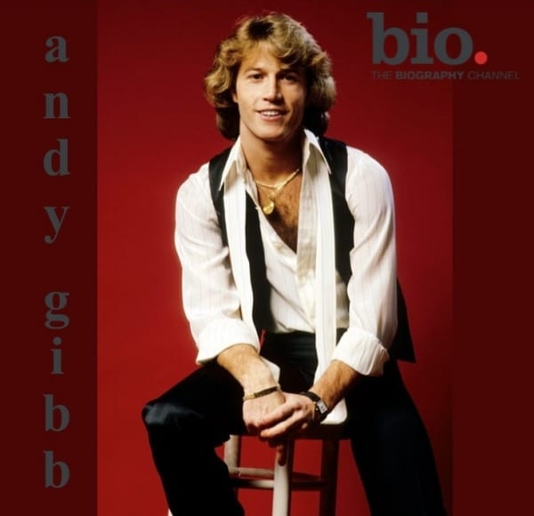 Andy Gibb - Biography (2014) DVD 1
