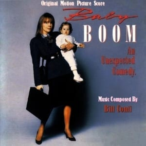 Baby Boom - Original Soundtrack (1987) CD 30