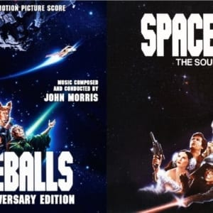 Spaceballs - Original Soundtrack + Score (The 19th Anniversary Edition) (EXPANDED EDITION)(1987 / 2006) 2 CD SET 16
