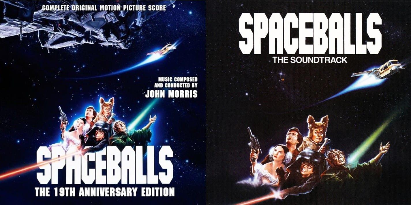 Spaceballs - Original Recording Sessions Of the Score (1987) CD 9