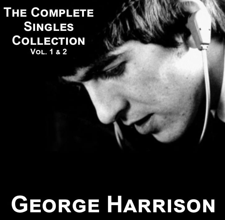 George Harrison ‎- Love Ballads (2002) CD 8