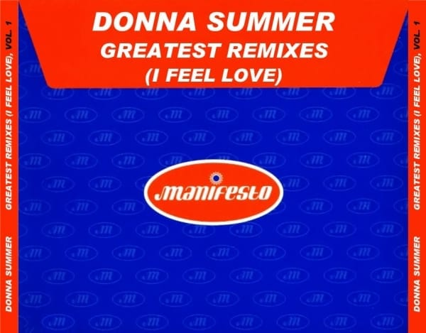 Donna Summer - Greatest Remixes (I Feel Love) (EXPANDED EDITION) (2020) 5 CD SET 1