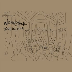 Ani DiFranco - Woodstock 06.16.19 (LIVE) (2019) 2 CD SET 24