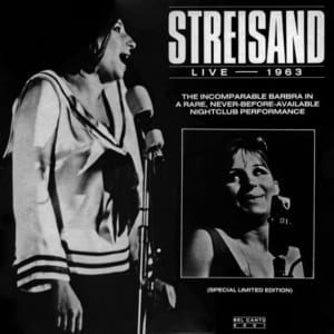 Barbra Streisand - Live 1963 (SPECIAL LIMITED EDITION) (1963) CD 39