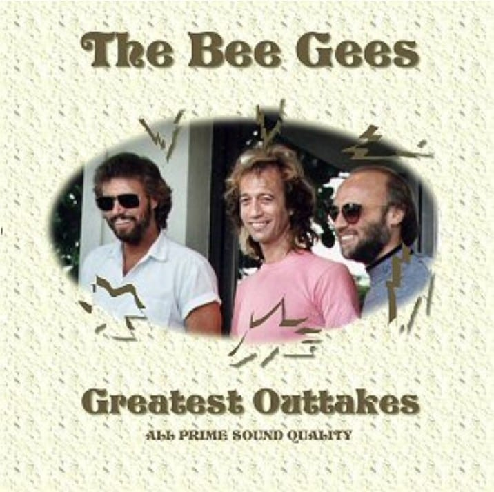 Bee Gees - Unissued '67 - '68 (2013) CD 8
