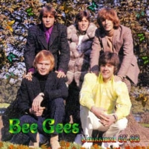 Bee Gees - Unissued '67 - '68 (2013) CD 3