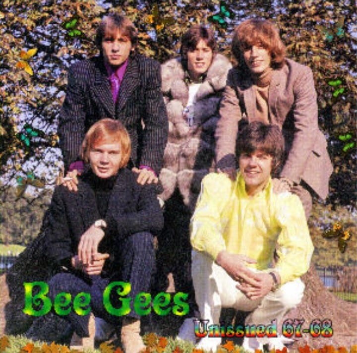 Bee Gees - Greatest Outtakes (2013) CD 9