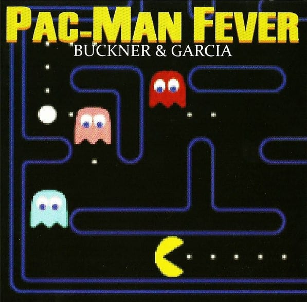 Buckner & Garcia ‎- Pac-Man Fever (1999 EDITION) (1981) CD 5