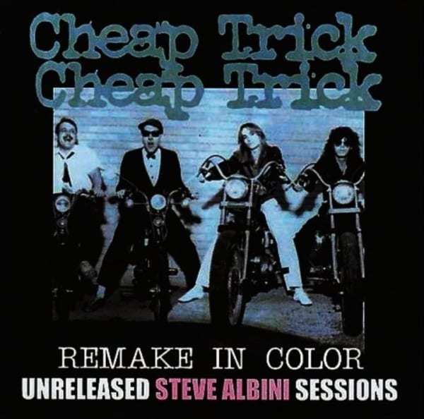 Cheap Trick - Remake In Color: The Unreleased Steve Albini Sessions (2011) 2 CD SET 1
