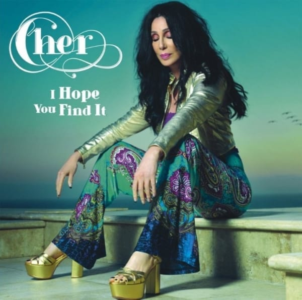 Cher - I Hope You Find It / Red / The Greatest Thing (2014) CD 1