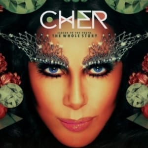 Cher - Closer To The Truth The Whole Story (2016) 2 DVD + 1 CD SET 8