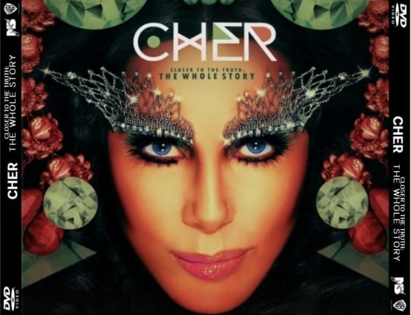 Cher - Closer To The Truth The Whole Story (2016) 2 DVD + 1 CD SET 1